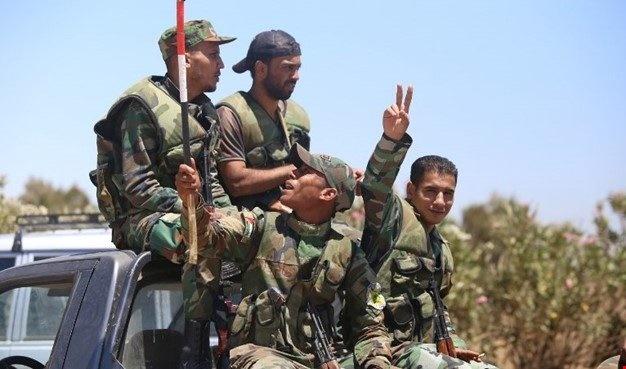 ارتش سوریه به طور کامل مرزهای مشترک با جولان اشغالی را پس گرفت