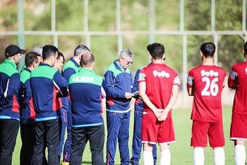 اسامی بازیکنان تیم فوتبال امید اعلام شد