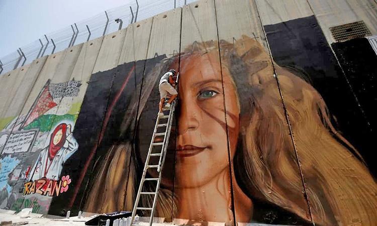 مبارز راه آزادی | عهد تمیمی: روزی رژیم اسرائیل را محاکمه میکنم