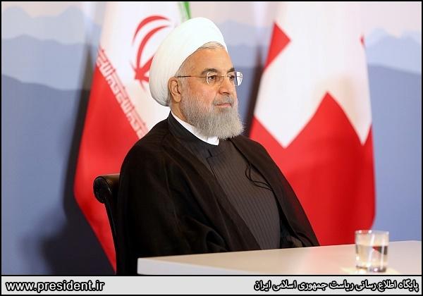 بازتاب هشدار روحانی درباره پیامد کارشکنی در صدور نفت ایران