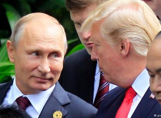 کمیته اطلاعات سنا: پوتین در انتخابات آمریکا دخالت کرده است