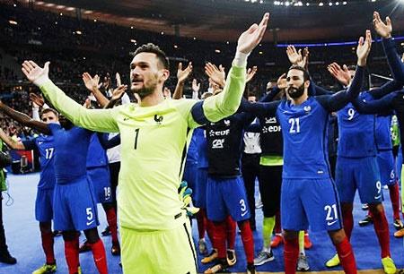 فرانسه گرانترین تیم مرحله یک چهارم نهایی جام جهانی