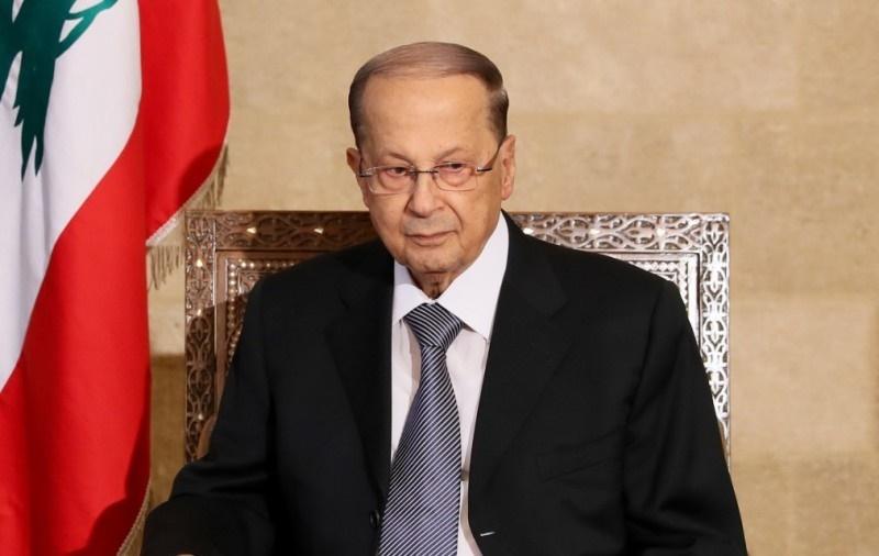 عون بر بازپس گیری کامل خاک لبنان تاکید کرد