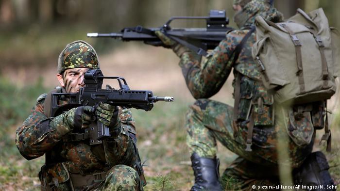 آلمان در ماموریت ناتو در عراق شرکت نمیکند