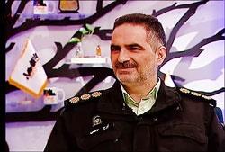 سرهنگ تورج کاظمی