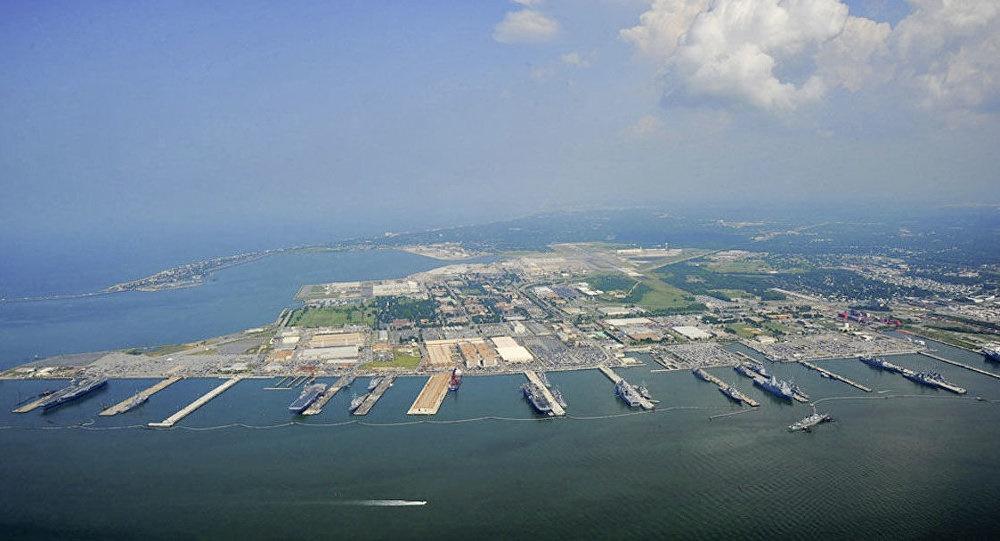 احتمال غرق شدن بزرگترین پایگاه نیروی دریایی آمریکا