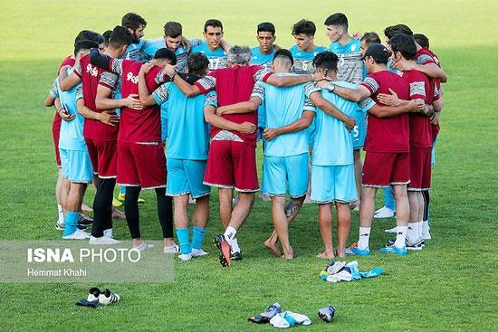 برنامه دیدارهای تیم فوتبال امید در بازیهای آسیایی