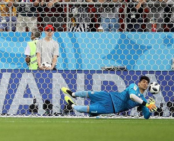 پنج اتفاق برتر تیمهای آسیایی در جام جهانی از منظر AFC   باز هم رونالدو و بیرانوند