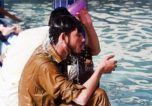 گرما خوزستان