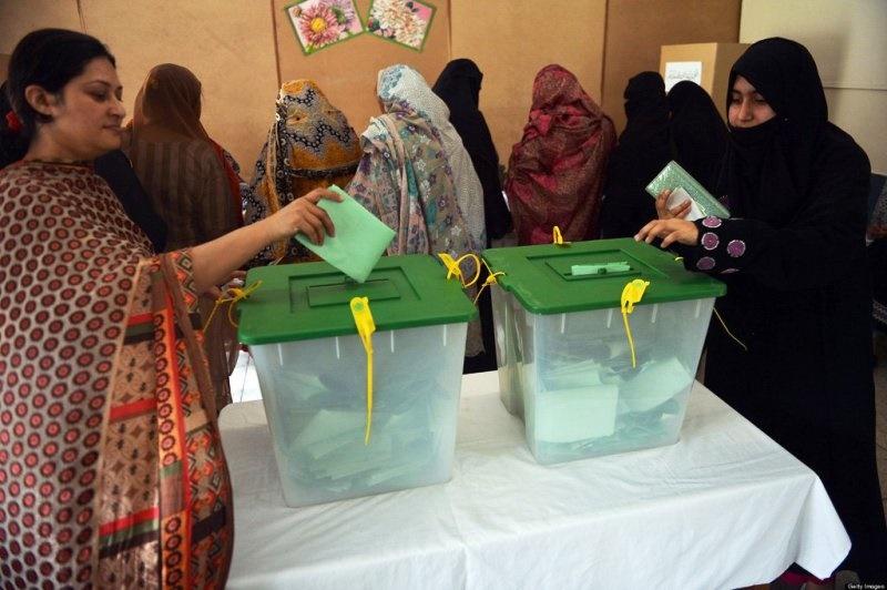 انتخابات سراسری پاکستان و افزایش حضور کاندیداهای زن
