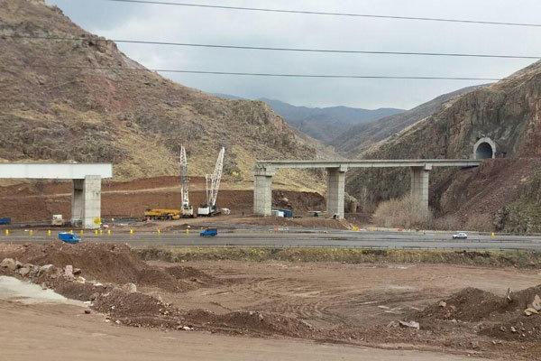 ساخت راهآهن قزوین-رشت بار دیگر شرکت ساخت و توسعه واگذار شد
