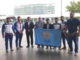 تیم دانشگاه پیام نور در مسابقات پاورلیفتینگ دانشجویان جهان سوم جهان شد