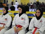 کاراته قهرمانی آسیا؛ ۳ مدال برنز کاتای تیمی بانوان، آل سعدی و خدابخشی