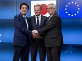 امضا توافقتنامه تجارت آزاد بین اتحادیه اروپا و ژاپن