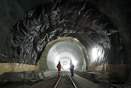 ربات امدادرسان تونل  اختراع شد