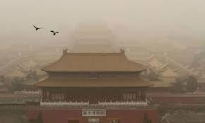 چین,محیط زیست جهان