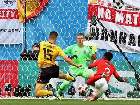 بلژیک با شکست انگلیس در رده سوم جام جهانی ۲۰۱۸ قرار گرفت