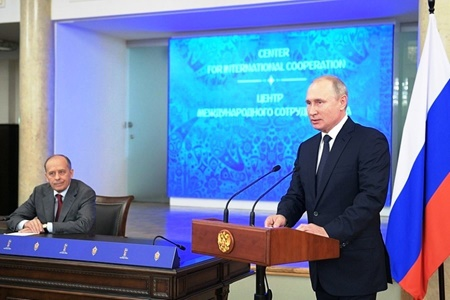 ۲۵ میلیون حمله هکری به روسیه در جام جهانی دفع شد