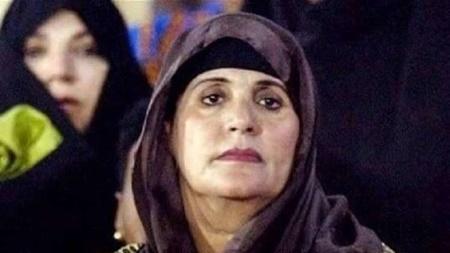 ممنوعیت سفر همسر معمر قذافی لغو شد