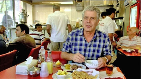 محرمانه بوردین | آخرین گفتگوی سرآشپز معروف پیش از مرگ خودخواسته