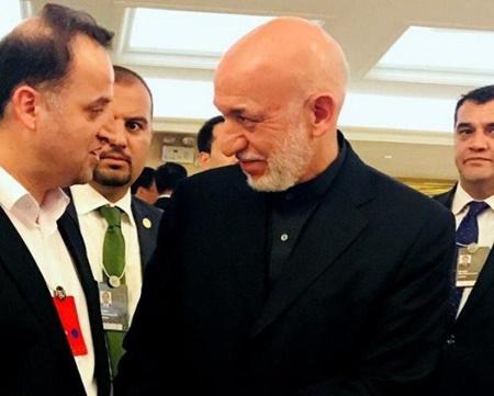 کرزی: حضور آمریکا به ناامنی در افغانستان دامن زد