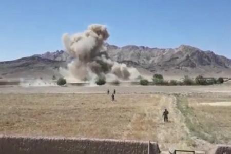 مهاجمان داعش ۲۰ عضو طالبان را در شمال افغانستان کشتند