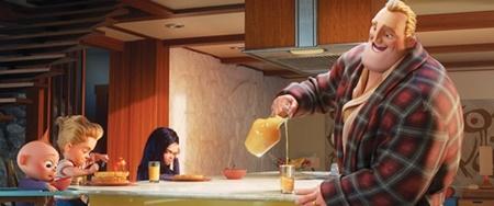 انیمیشنی برای خوردن پاپ کورن!