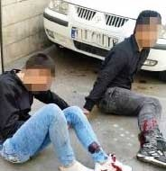 گلوله پلیس، موبایل قاپ ها را زمینگیر کرد