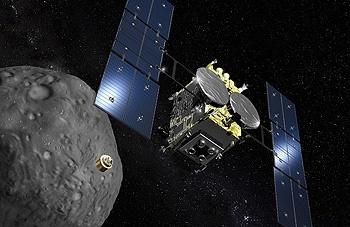 ژاپن,فضا پیما,فضا,سیاره و ستاره,سیارک