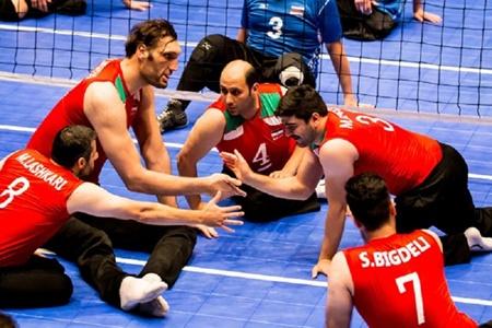 جام جهانی والیبال نشسته؛ صعود تیم آقایان به نیمه نهایی