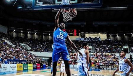 بسکتبال جام ویلیام جونز؛ یک باخت و یک برد برای ایران