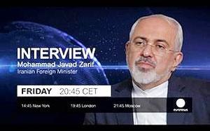 ظریف: بعد از واکنش اروپا به نخستین مرحله از تحریم های آمریکا پاسخ می دهیم