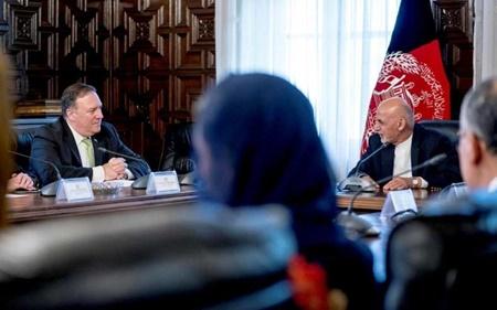 سفر ناگهانی وزیر امور خارجه آمریکا به افغانستان