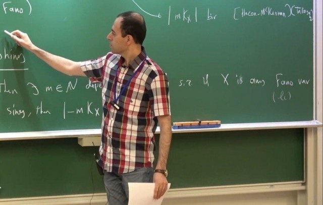 ریاضیدان ایرانی برنده جایزه فیلدز شد اما جایزهاش را دزدیدند