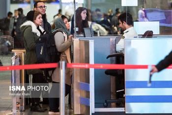 مسدود شدن سیستم فروش بلیت | چالش جدید سفرهای خارجی