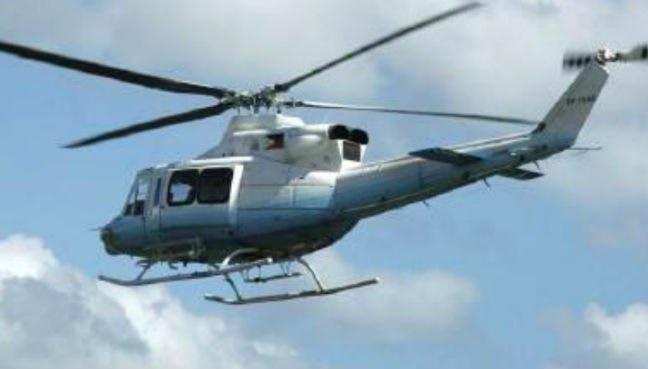 یک بالگرد امدادی ژاپن با ۹ سرنشین سقوط کرد