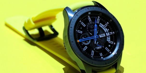 سامسونگ از ساعت هوشمند جدید خود با نام گلکسی واچ رونمایی کرد