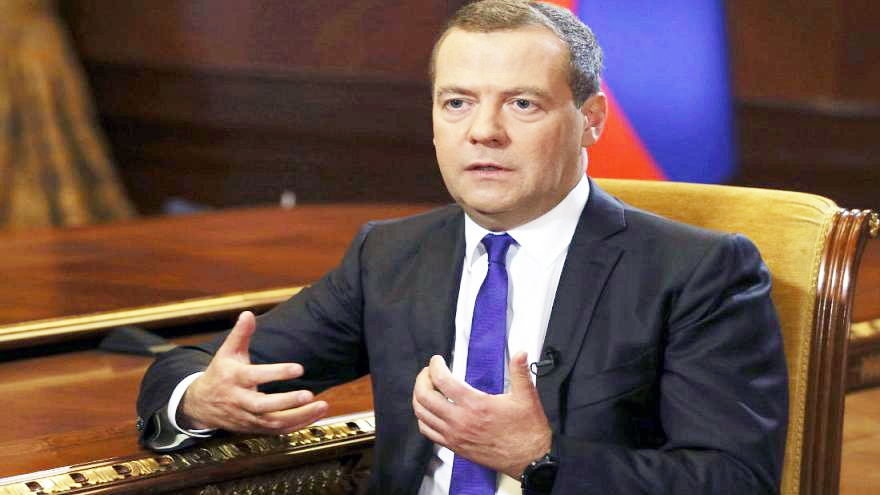 نخست وزیر روسیه: تحریمهای جدید آمریکا اعلام جنگ اقتصادی است