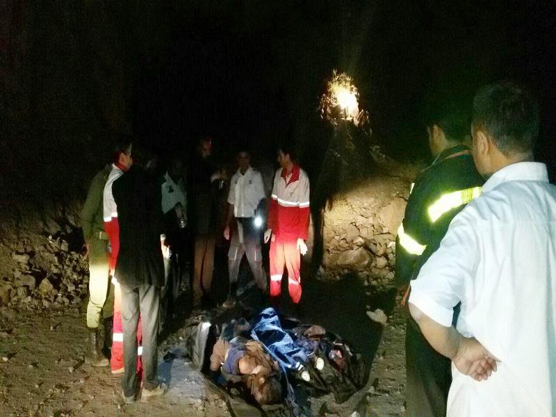 حفاری غیرمجاز در مازندران حفاران را بلعید