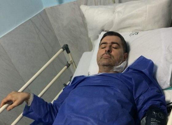 پزشک مجروح تهرانی