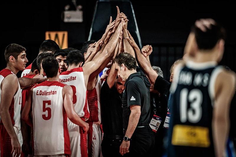 بسکتبال جوانان آسیا | تایلند؛ برتری ایران مقابل کره جنوبی