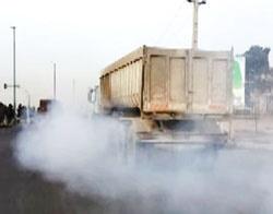 تردد کامیونهای آلاینده درتهران از آبان ممنوع میشود
