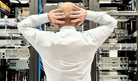جعبه سیاه اختلال اینترنت