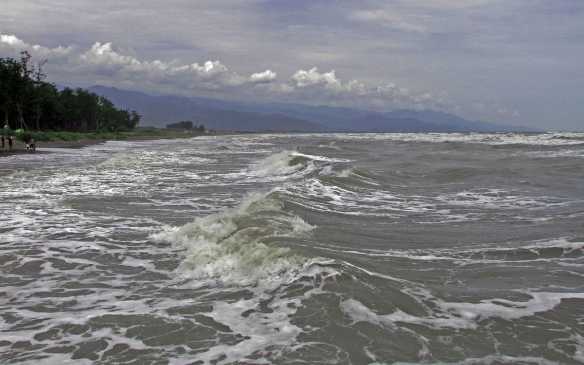 روز میثاق با دریای خزر
