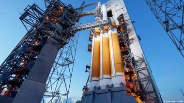 ناسا کاوشگر خورشیدی پارکر را به فضا پرتاب کرد