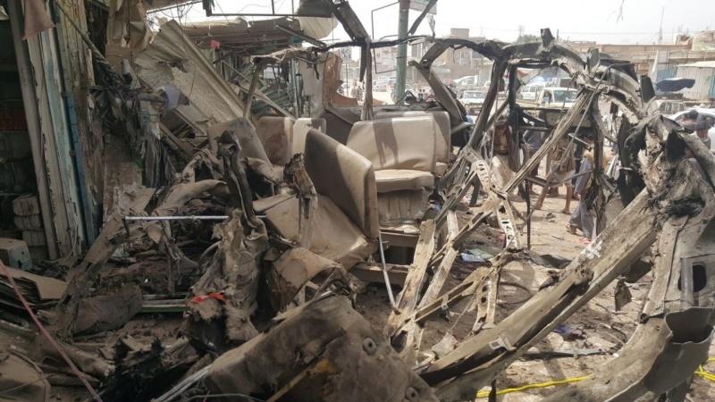 کشتار دانش آموزان یمنی