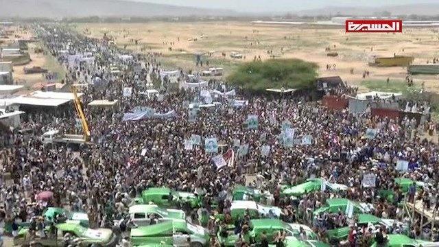 آمریکا مسئول همه جنایات علیه یمنیها