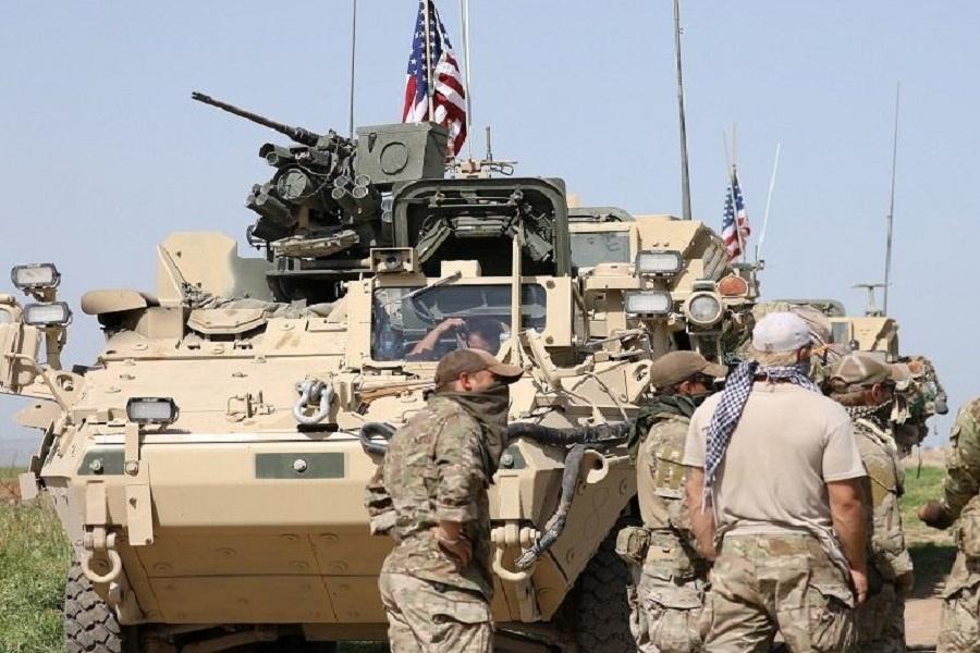 آمریکا برخی پایگاه هایش را در رقه سوریه تخلیه کرد