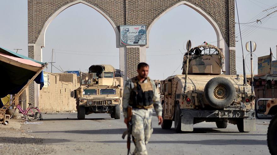نبرد بازپسگیری غزنی | کشته شدن ۱۰۰ نیروی دولتی افغانستان