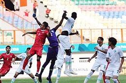 تساوی ایران و عربستان در نخستین بازی آسیایی جاکارتا